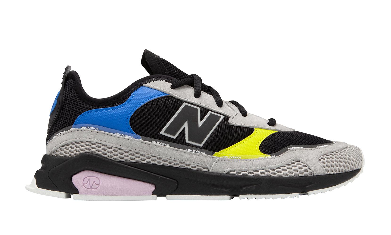 Чоловіче взуття повсякденне X-Racer MSXRCTLC | New Balance