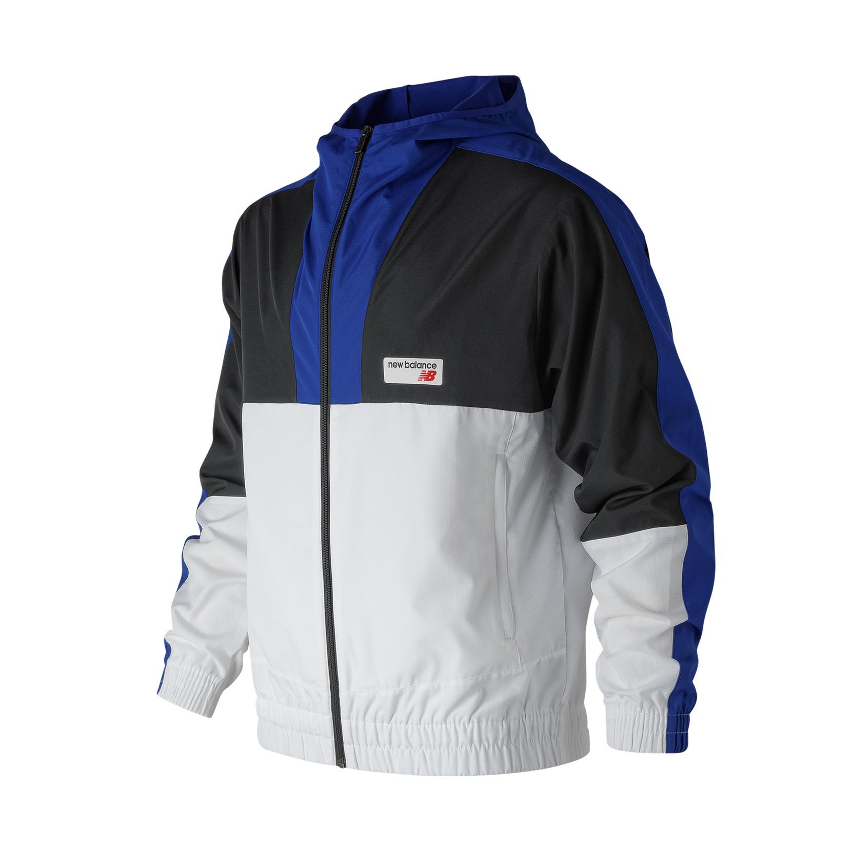 Вітрозахисна куртка ATHLETICS  для чоловіків MJ91506TRY | New Balance