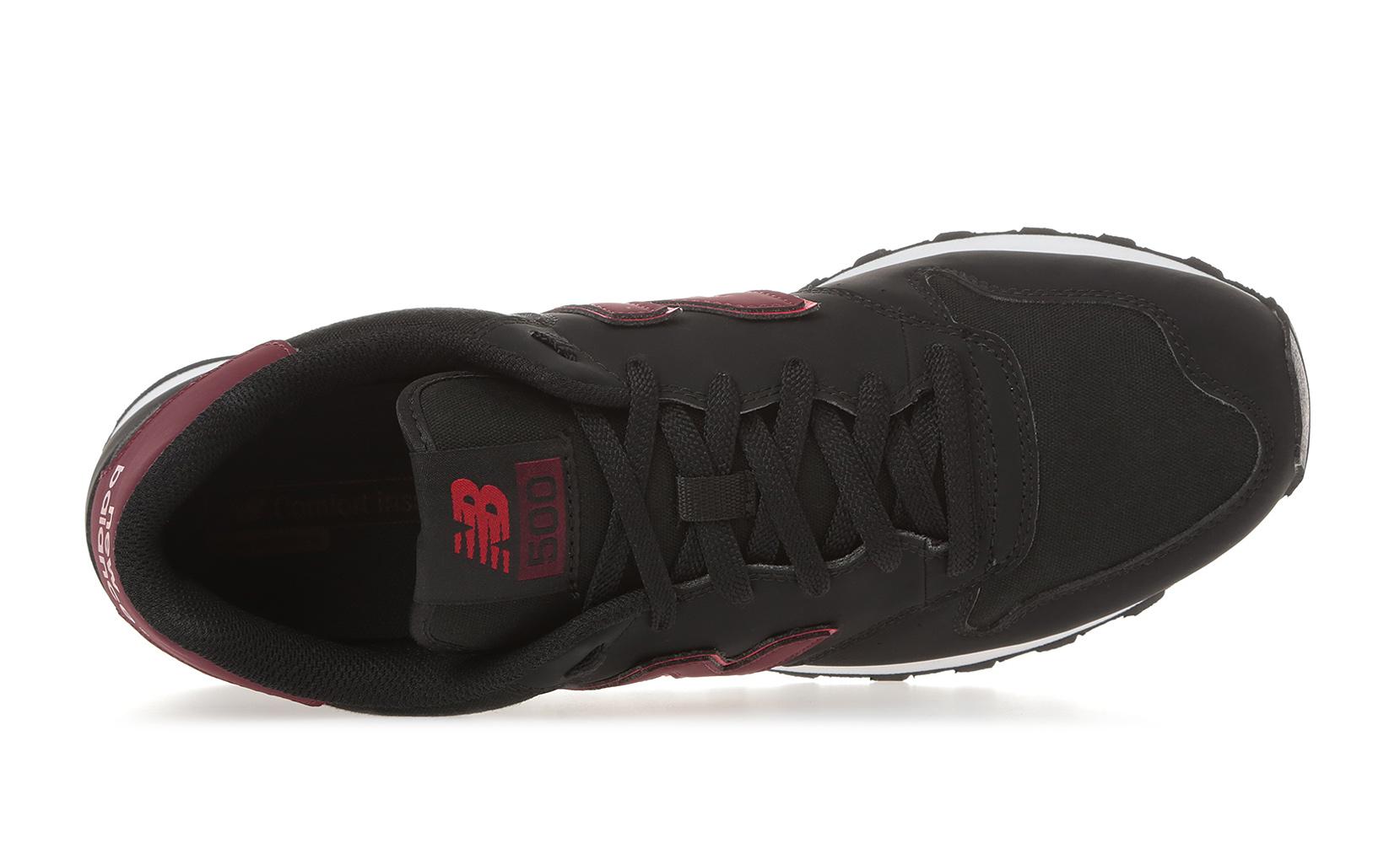 Чоловіче взуття повсякденне New Balance 500 GM500CBB | New Balance