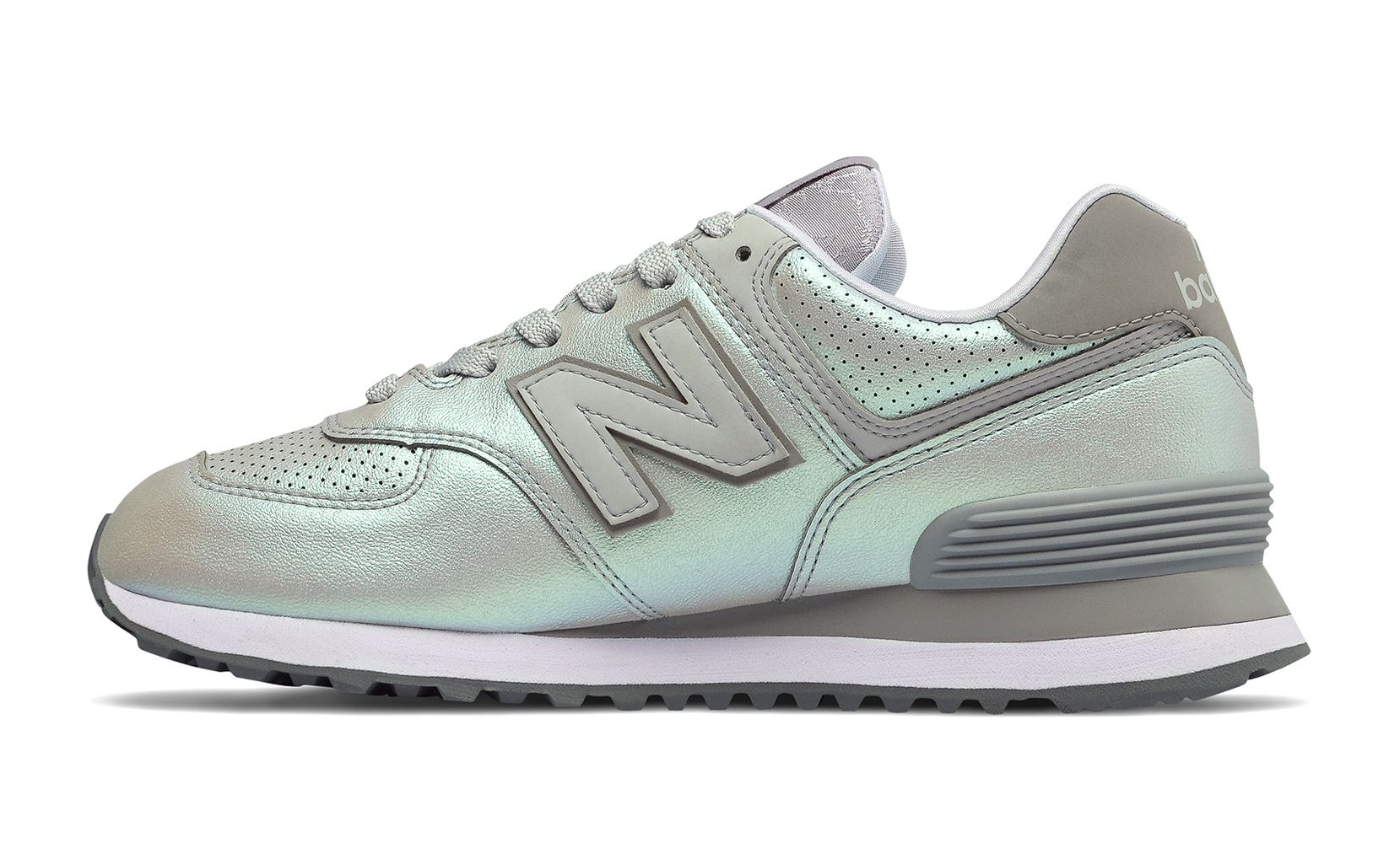 Жіноче взуття повсякденне New Balance 574 Sheen Pack WL574KSC | New Balance