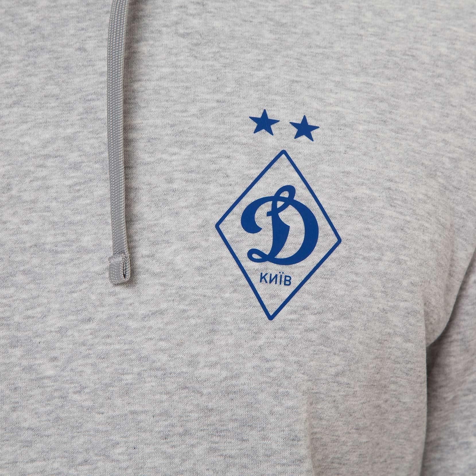 Худі ФК «Динамо» Київ Base для чоловіків MT931529GRM | New Balance