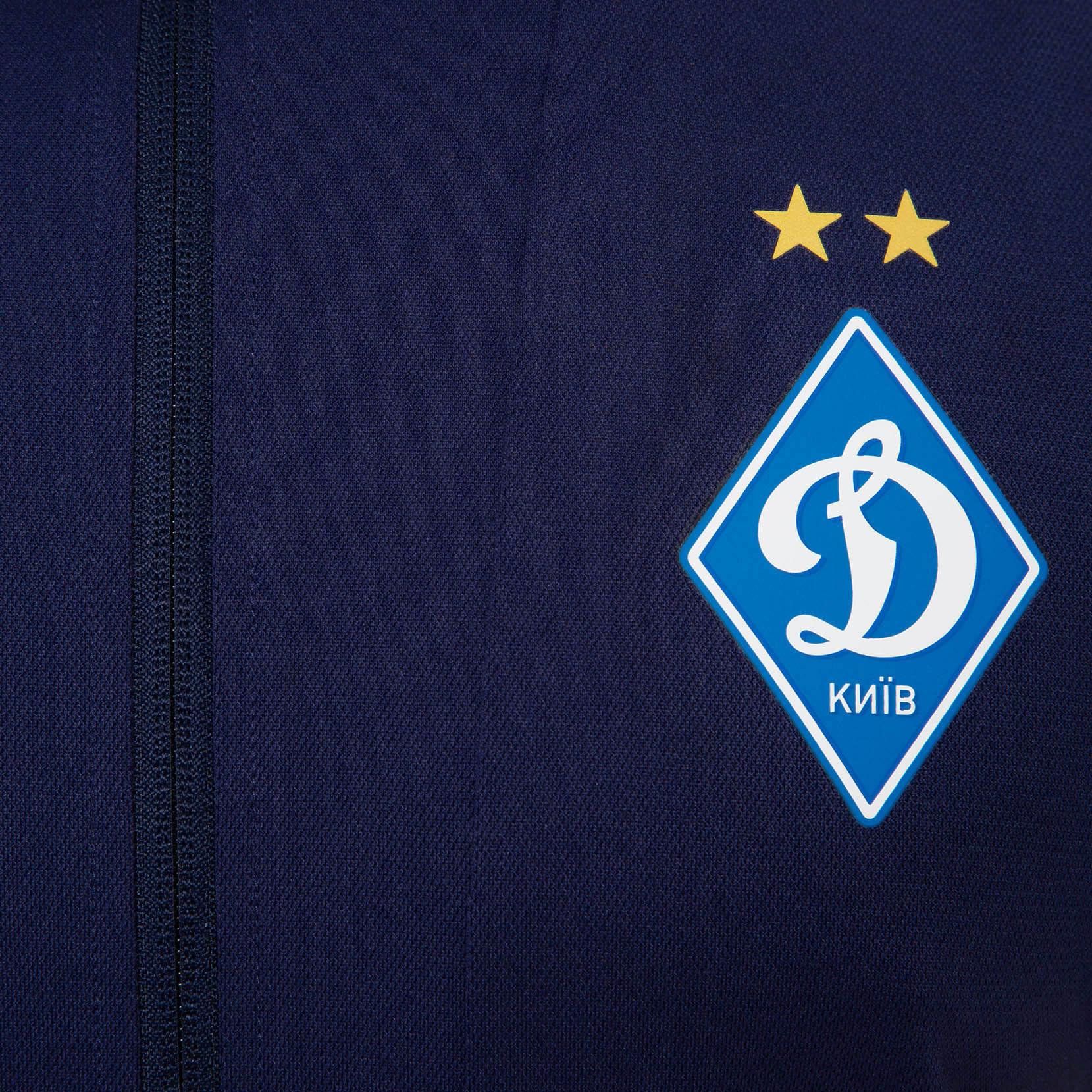 Куртка спортивна тренувальна ФК «Динамо» Київ для чоловіків MJ931521NV | New Balance