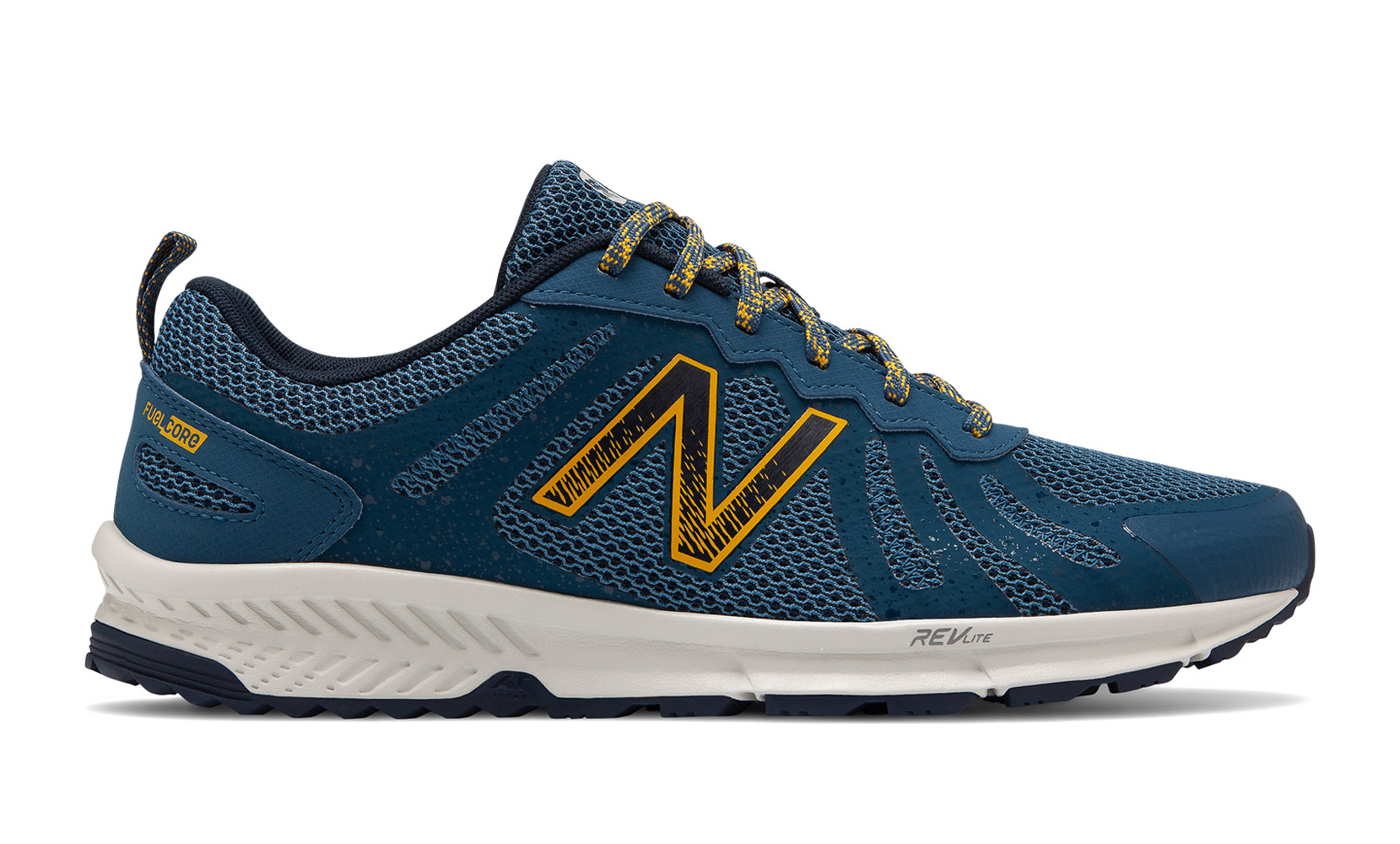Чоловіче взуття для бігу New Balance Fuel Core Trail 590 v4 MT590RN4 | New Balance