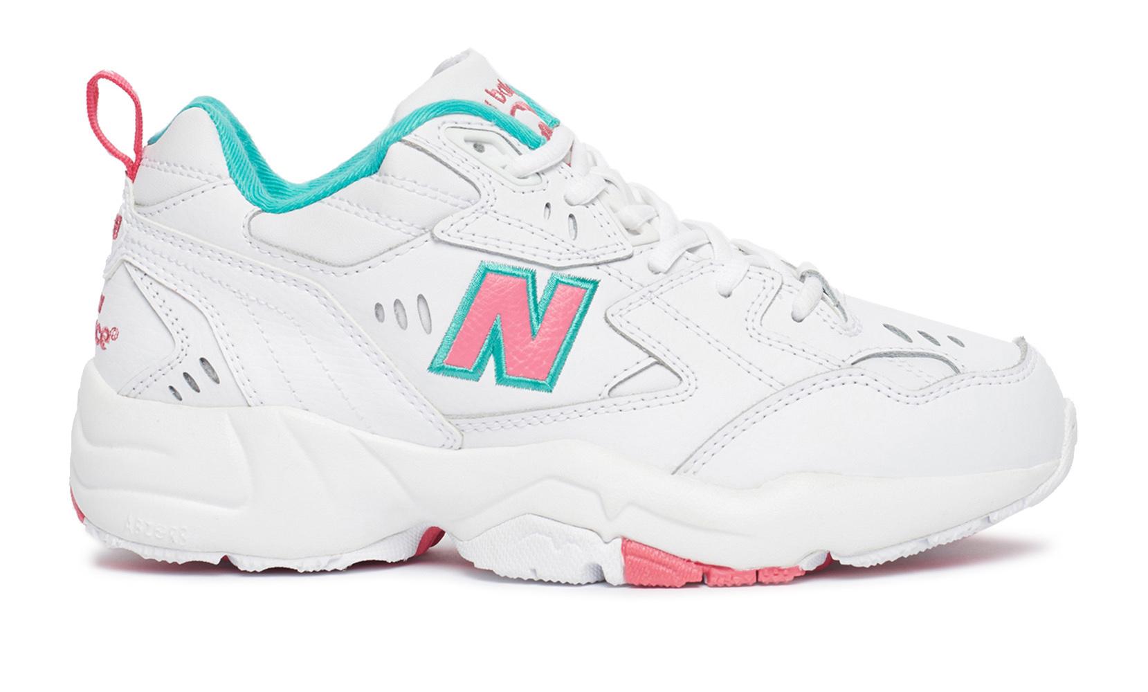 Жіноче взуття повсякденне New Balance 608v1 WX608WT1 | New Balance