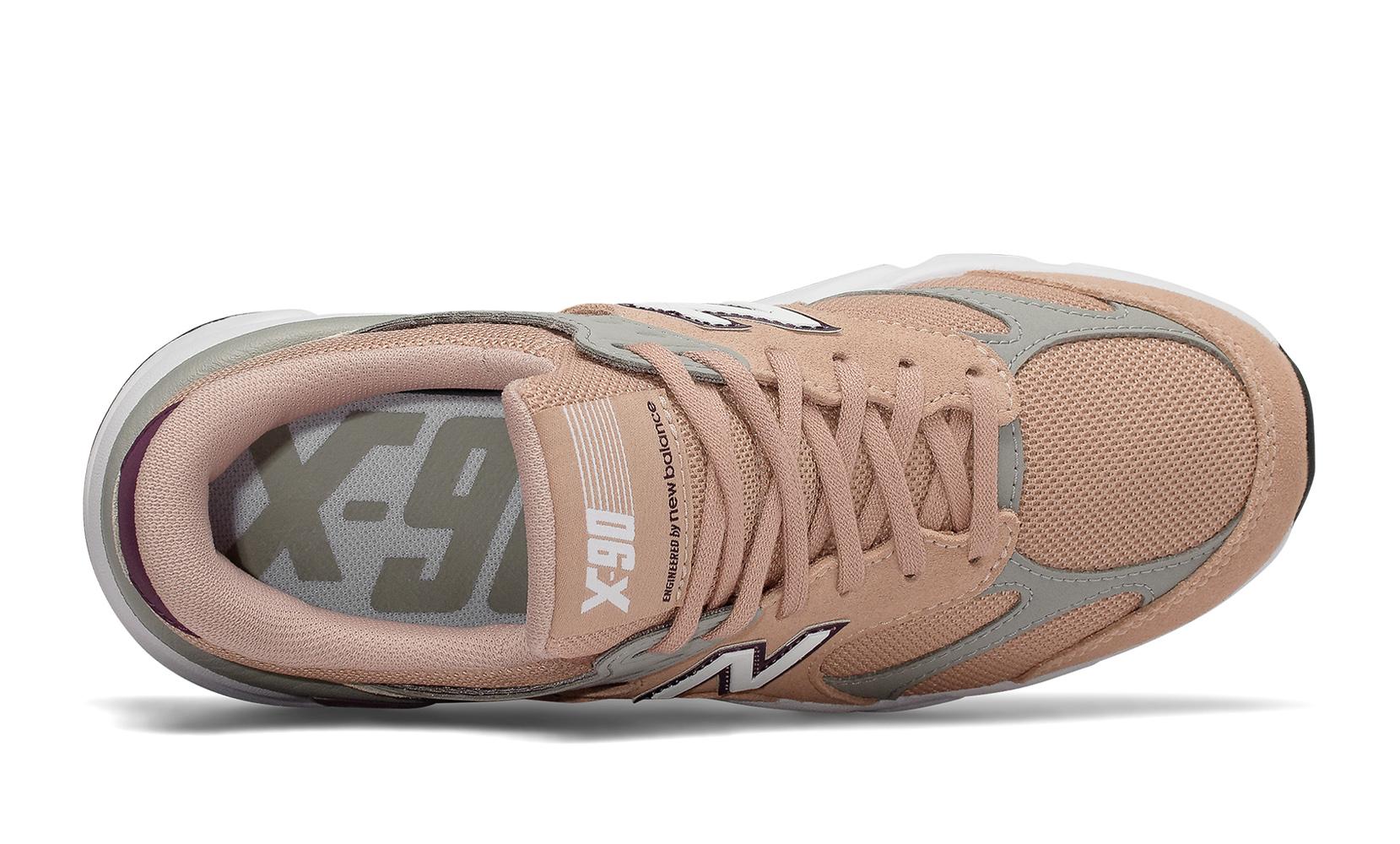 Жіноче взуття повсякденне New Balance X-90 WSX90RPA | New Balance