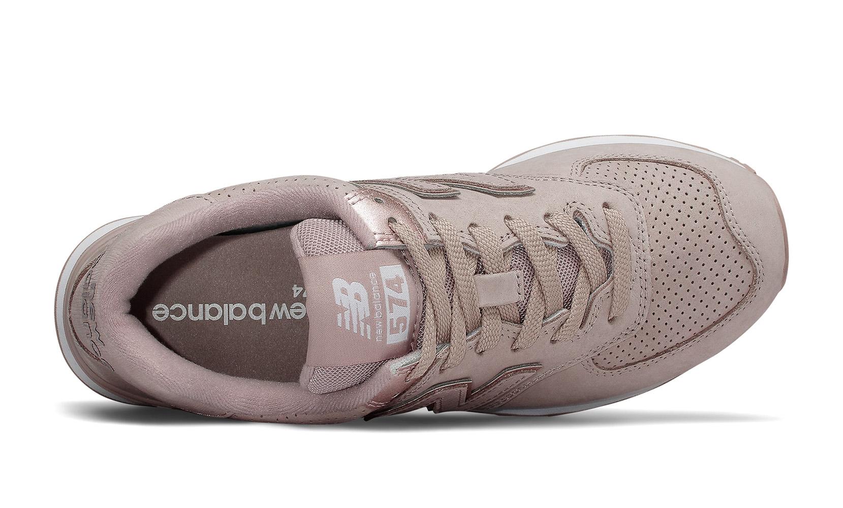 Жіноче взуття повсякденне New Balance 574 Nubuck WL574NBM | New Balance