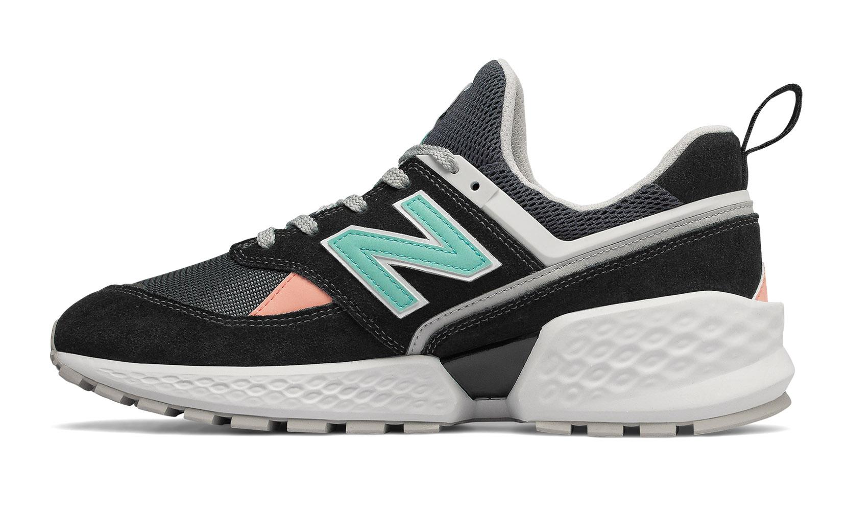 Чоловіче взуття повсякденне New Balance 574 Sport MS574GNB | New Balance