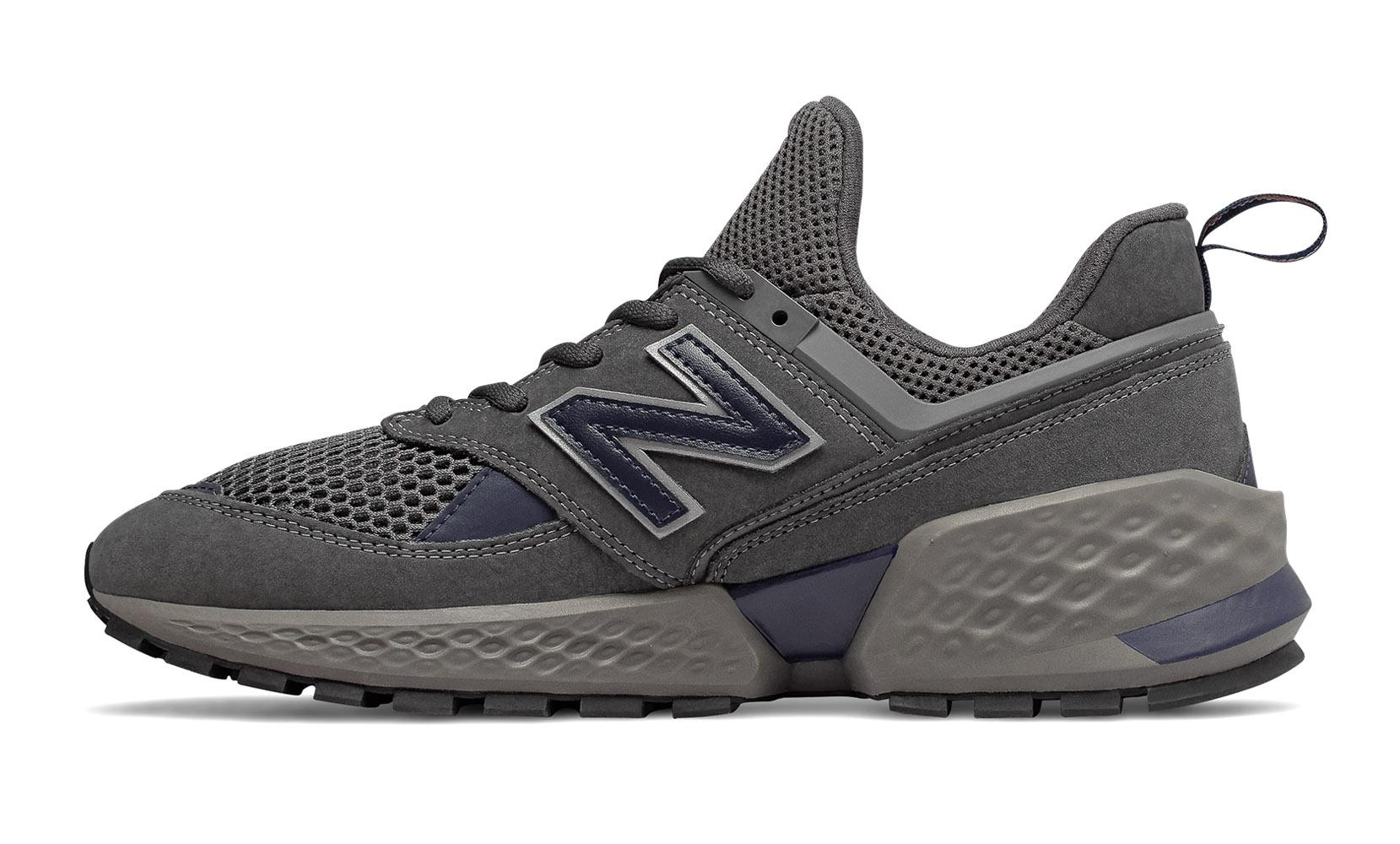 Чоловіче взуття повсякденне New Balance 574 Sport MS574EDN | New Balance
