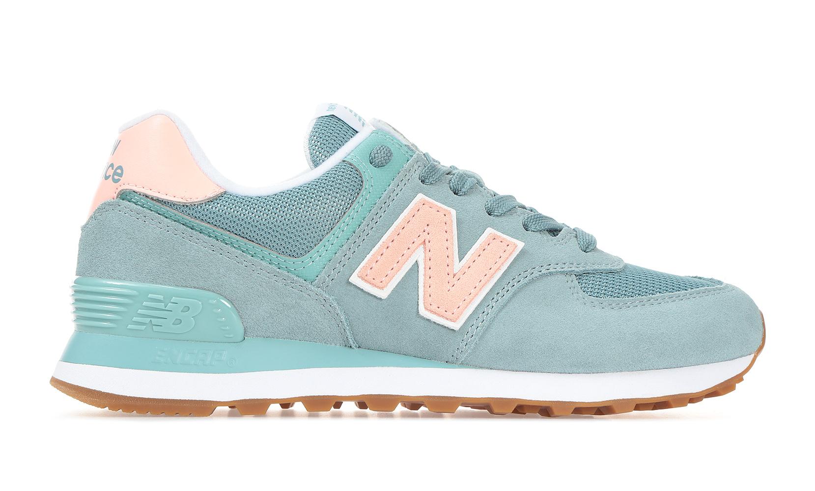 Жіноче взуття повсякденне New Balance 574 Summer Dusk WL574FLB | New Balance
