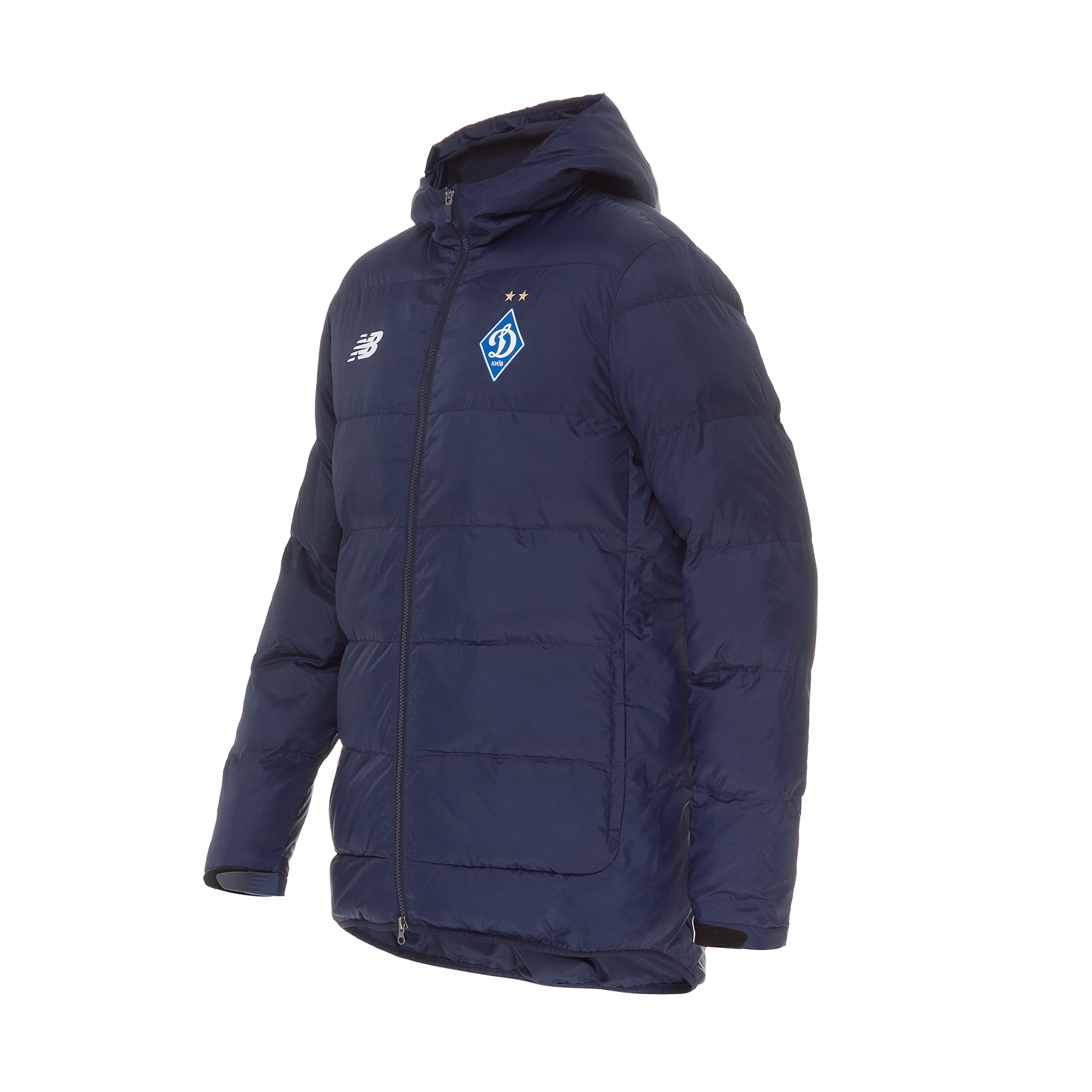 Куртка ФК «Динамо» Київ для чоловіків MJ931516NV | New Balance