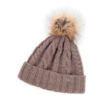 Шапка Women's Lux Knit Pom Beanie