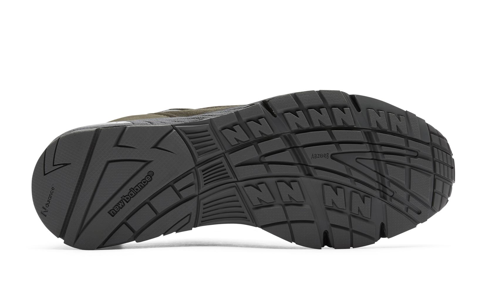 Чоловіче взуття повсякденне New Balance 991 Made in UK M991FDS | New Balance