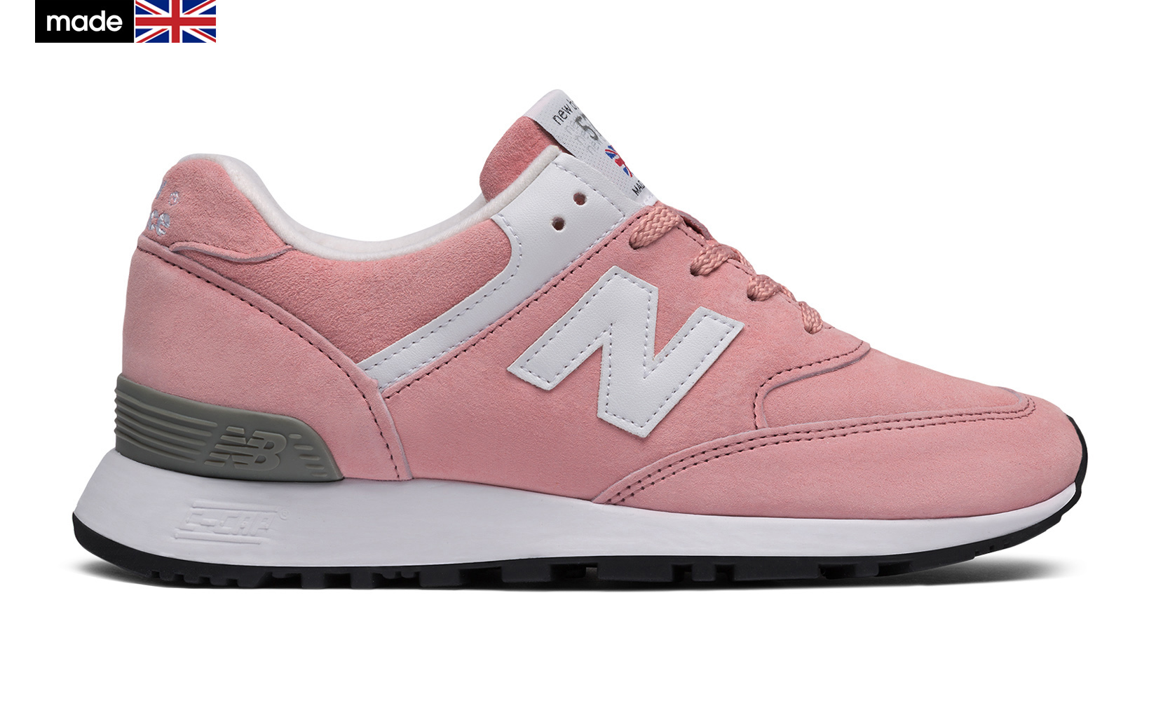 Жіноче взуття повсякденне New Balance 576  Made in UK W576PNK | New Balance