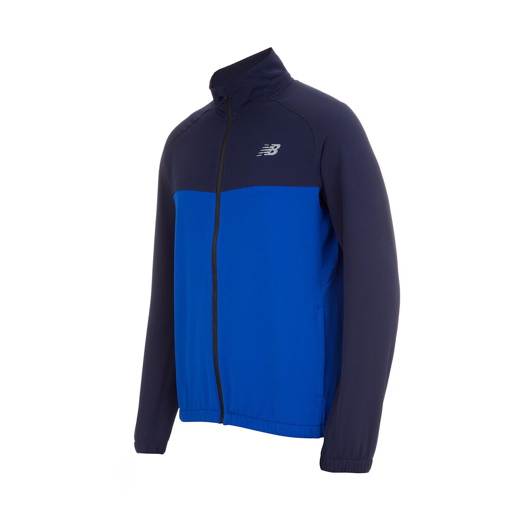 Куртка спортивна чоловіча TENACITY для чоловіків MJ81088TRY | New Balance