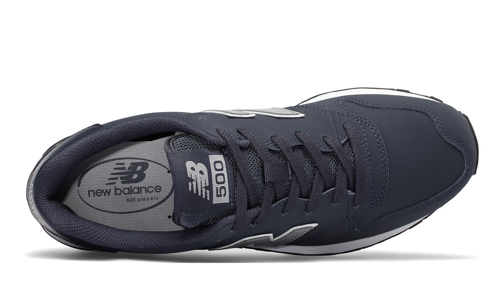 Чоловіче взуття повсякденне New Balance 500 GM500BLG | New Balance