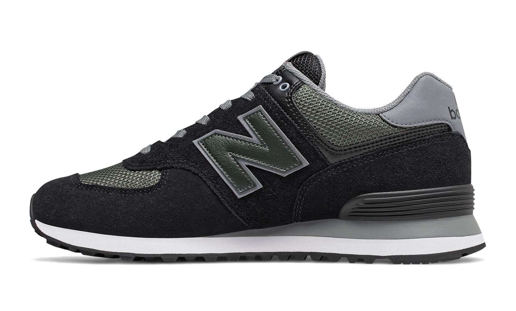 Чоловіче взуття повсякденне New Balance 574 ML574FNA | New Balance