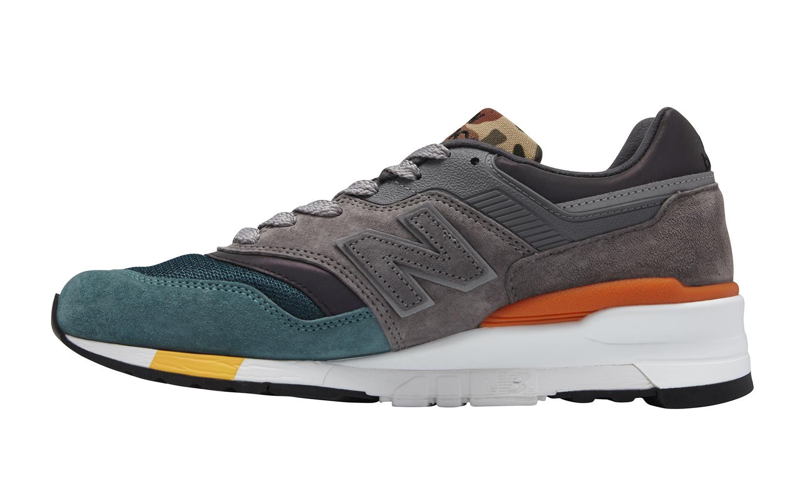 Чоловіче взуття повсякденне 997 Made in US  M997NM | New Balance