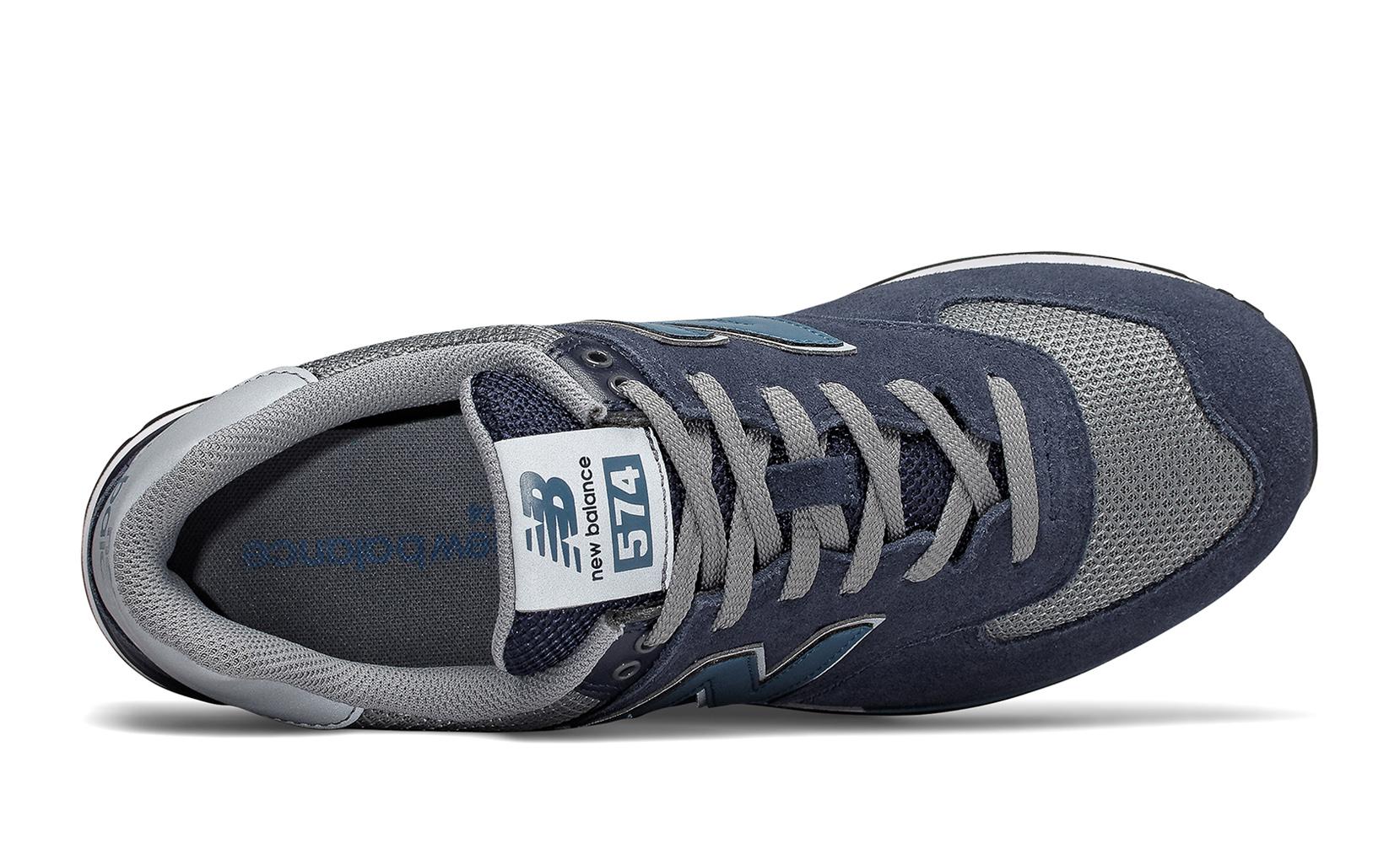 Чоловіче взуття повсякденне New Balance 574 ML574FND | New Balance