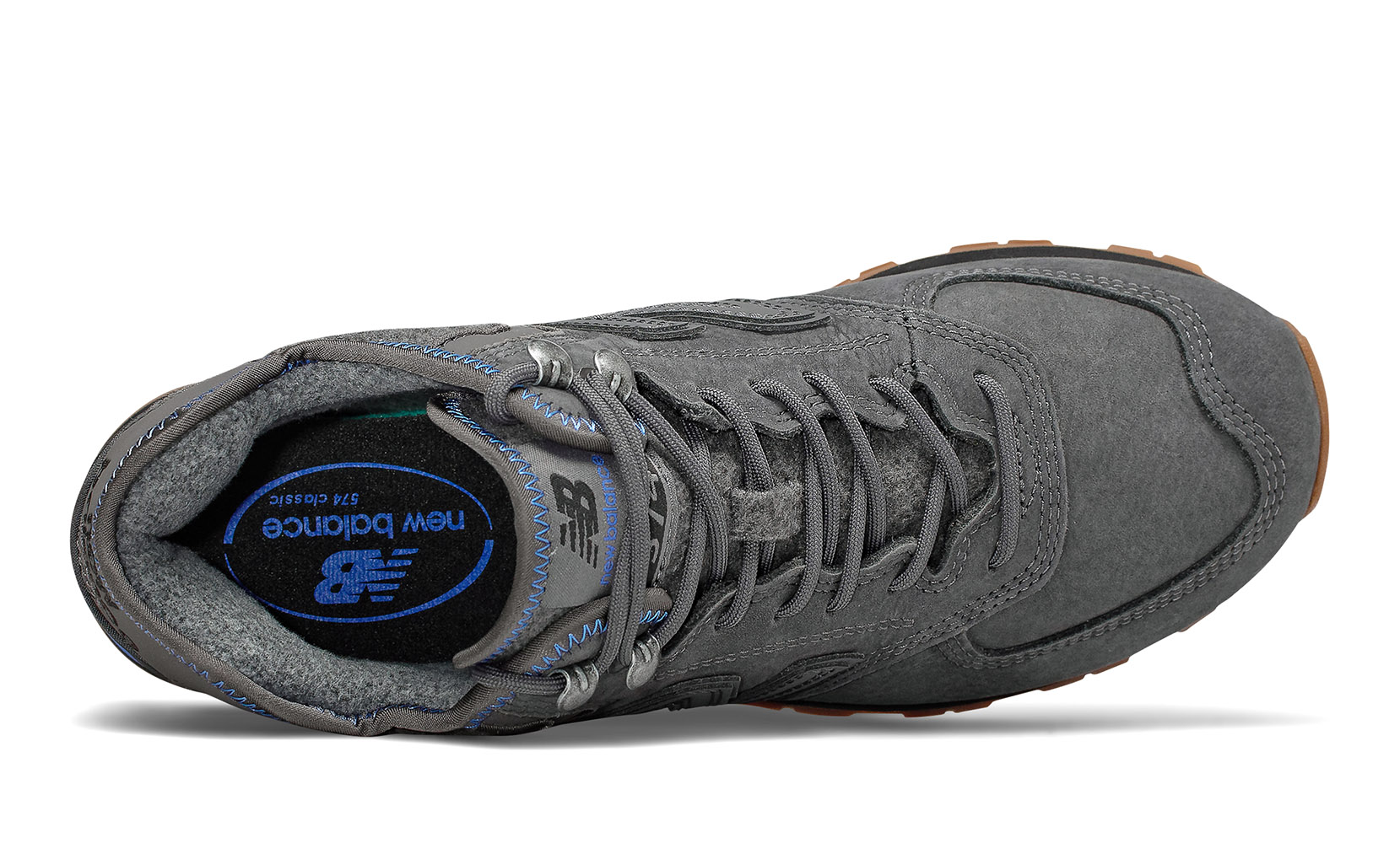 Чоловіче взуття повсякденне New Balance 574 Mid MH574REA | New Balance