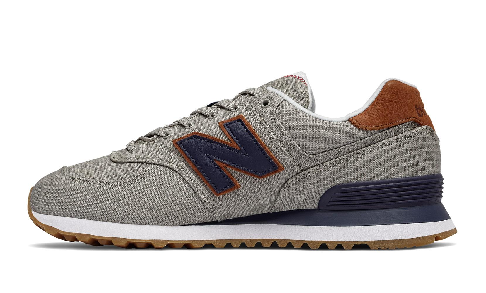 Чоловіче взуття повсякденне New Balance 574 ML574YLB | New Balance