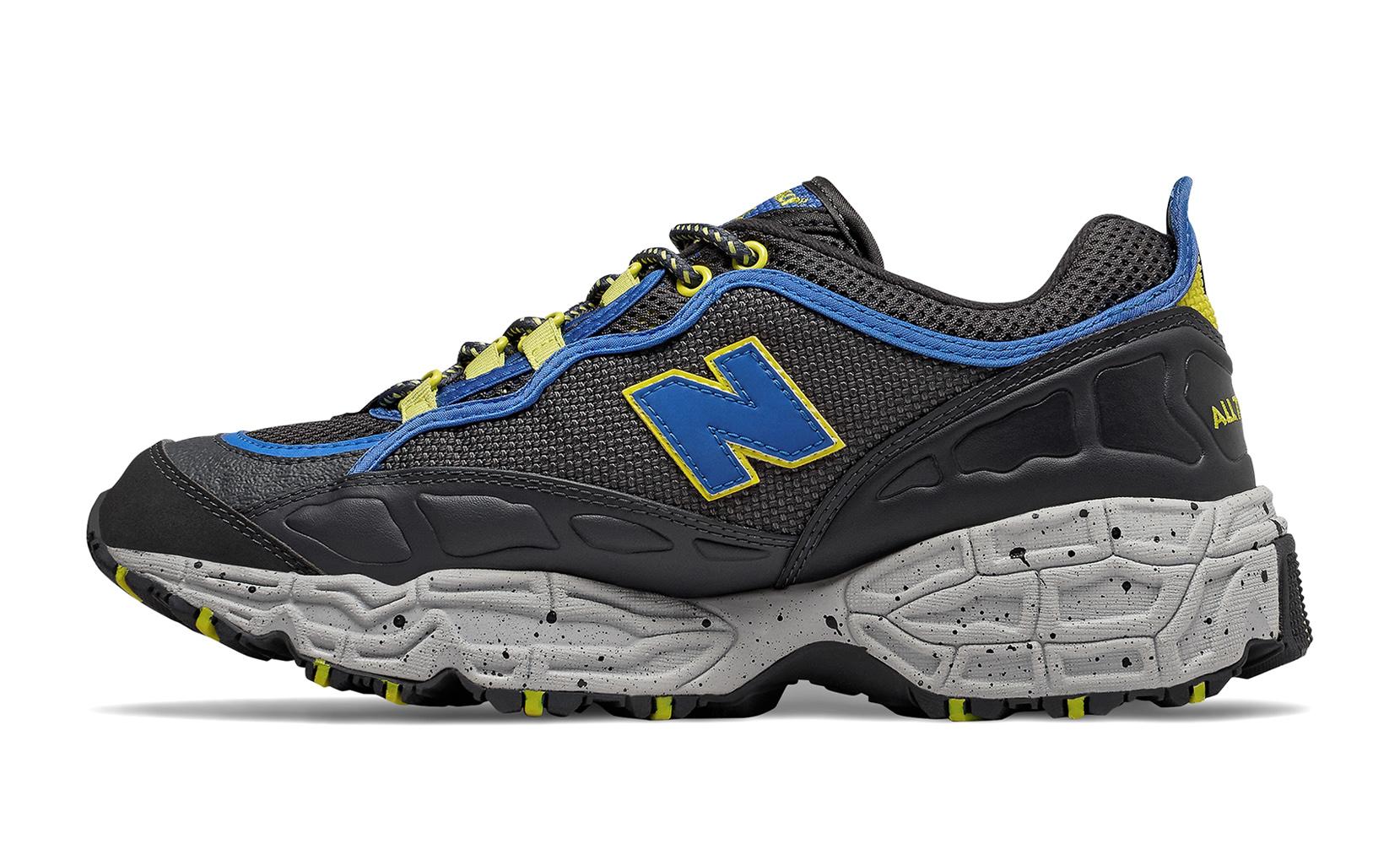 Чоловіче взуття повсякденне New Balance 801 ML801GLC | New Balance