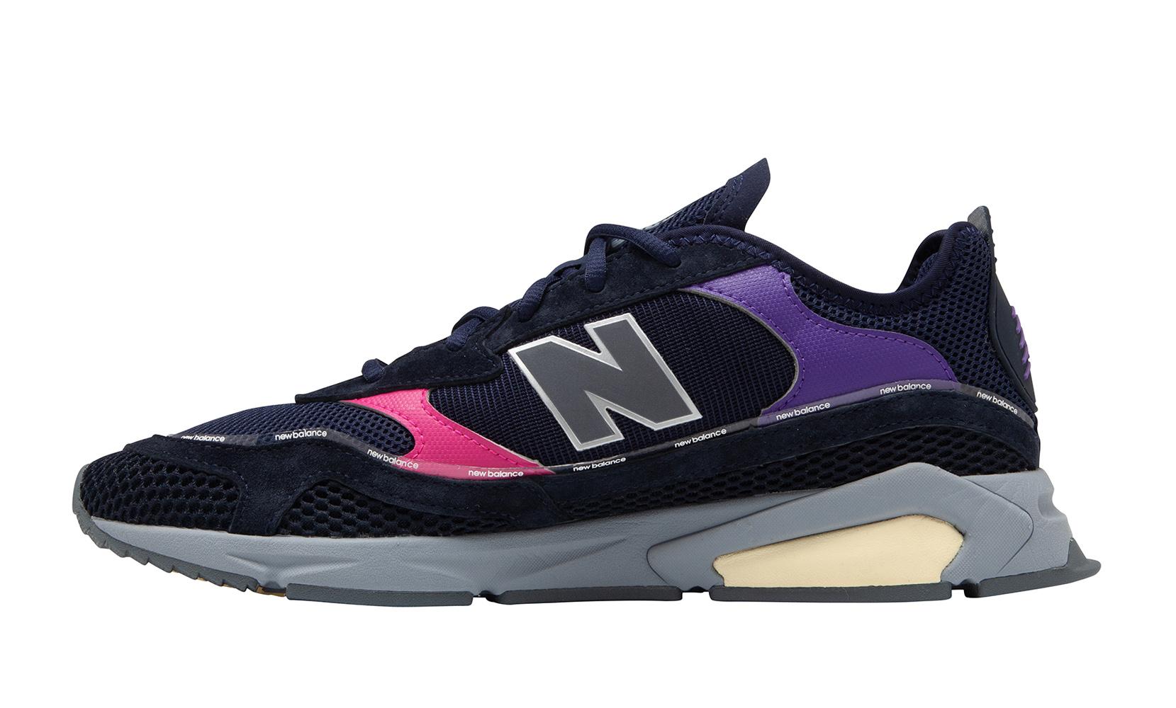 Чоловіче взуття повсякденне X-Racer MSXRCTLD | New Balance