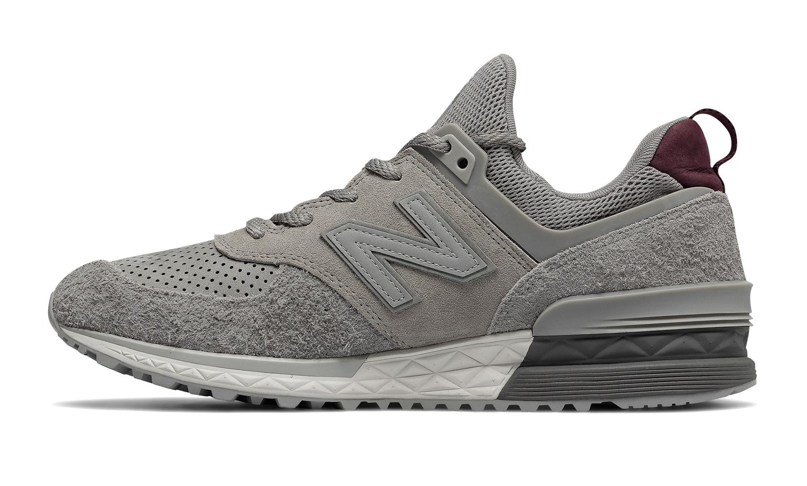 Чоловіче взуття повсякденне New Balance 574 Sport  MS574OF | New Balance