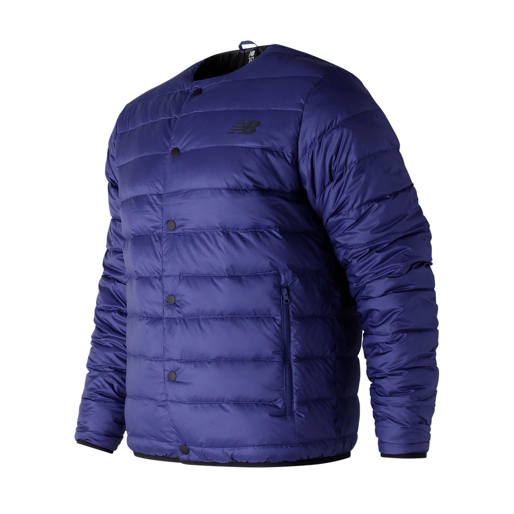 Куртка 247 Luxe Snap  для чоловіків MJ73549TMP | New Balance