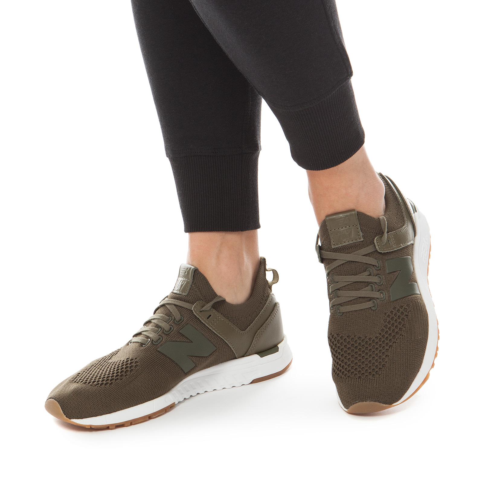 Жіноче взуття повсякденне New Balance 247 WRL247SR   New Balance