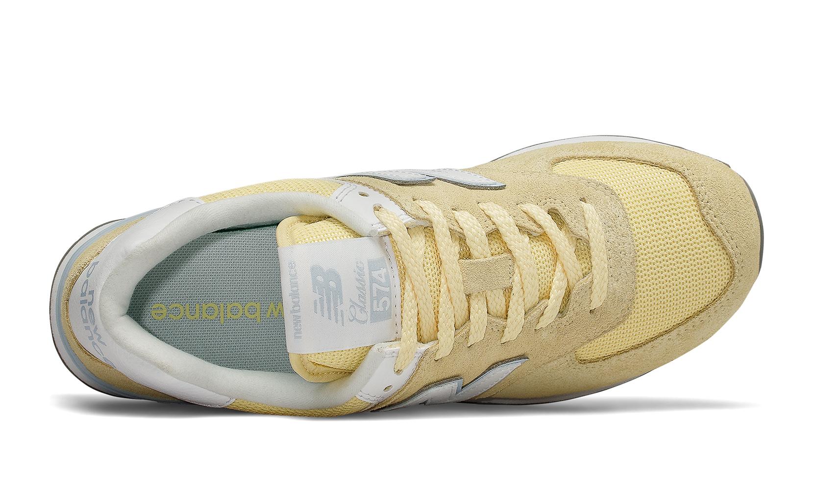 Жіноче взуття повсякденне New Balance 574 WL574ESG | New Balance