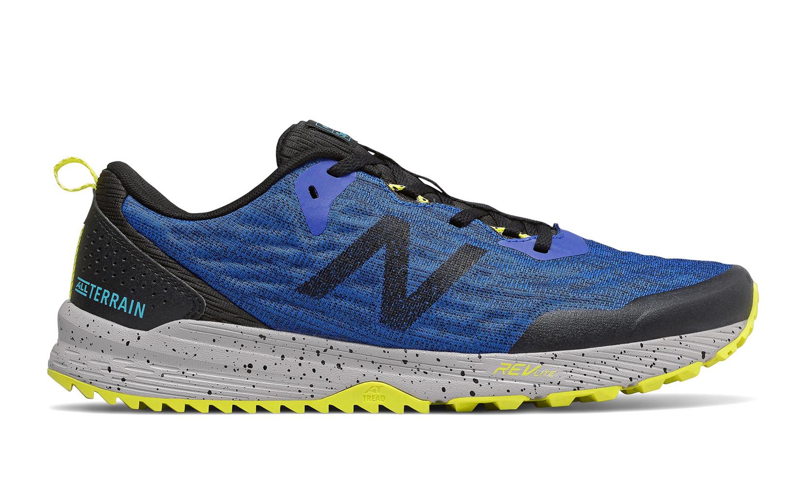 Чоловіче взуття для бігу Trail Nitrel MTNTRLC3 | New Balance