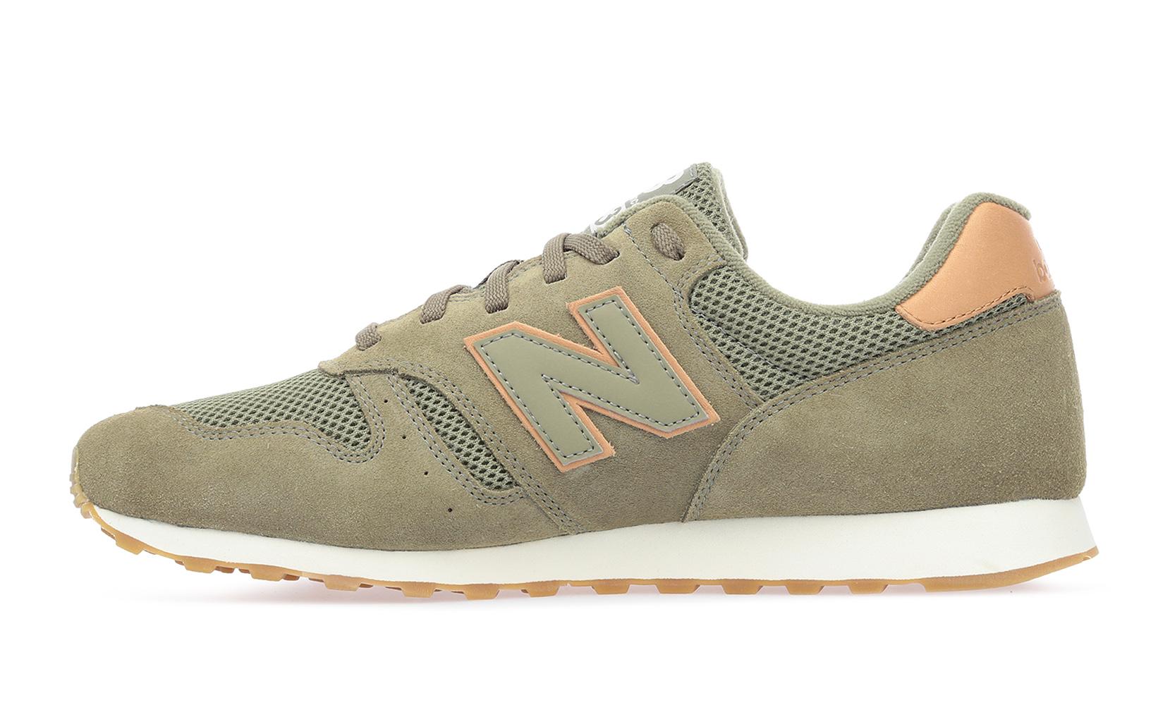 Чоловіче взуття повсякденне New Balance 373 ML373CVG | New Balance