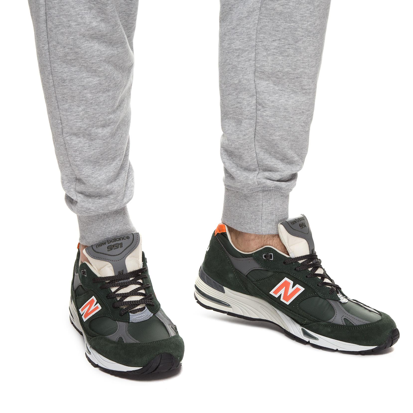 Чоловіче взуття повсякденне New Balance 991 Made in UK M991TNF   New Balance