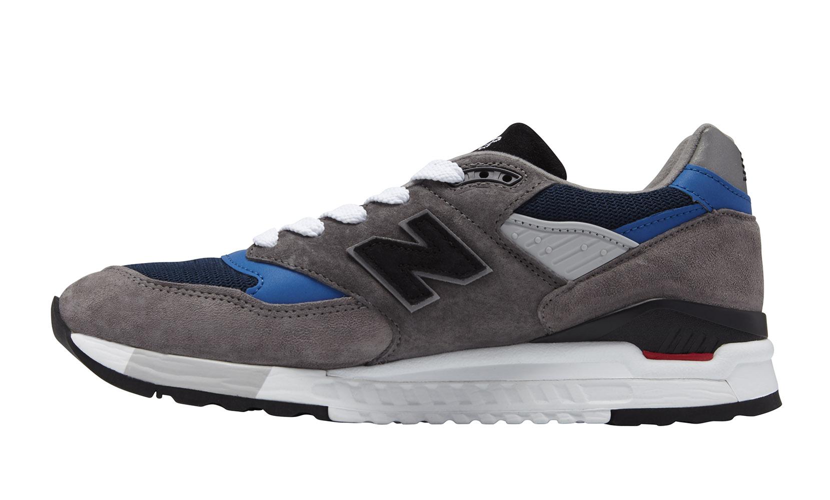 hot sale online 562e6 09b23 Чоловіче взуття повсякденне New Balance 998 Made in US ...