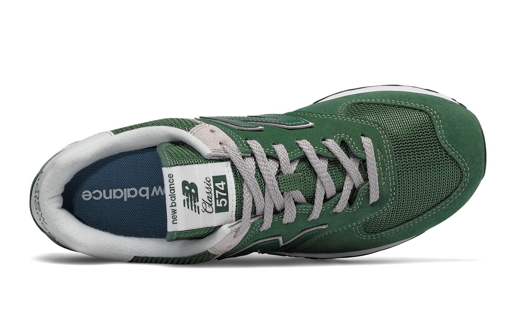 best loved 2cb10 bc168 Чоловіче взуття повсякденне New Balance 574 Classic ML574EGR ...