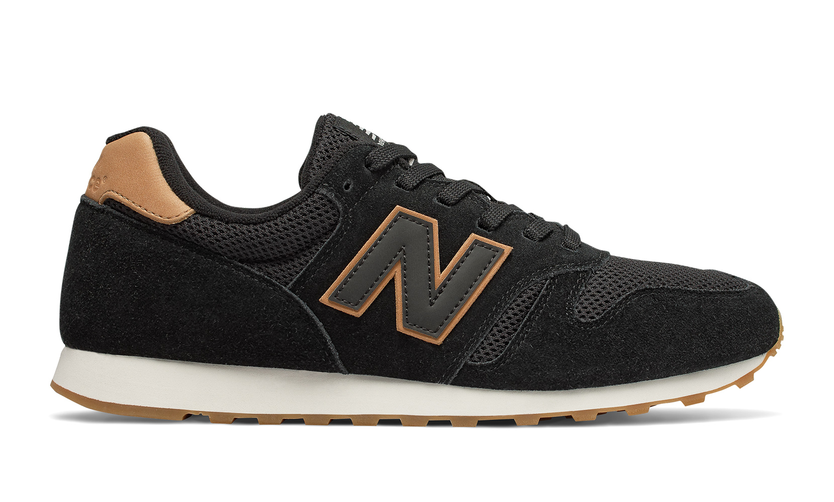 Чоловіче взуття повсякденне New Balance 373 ML373BSS | New Balance
