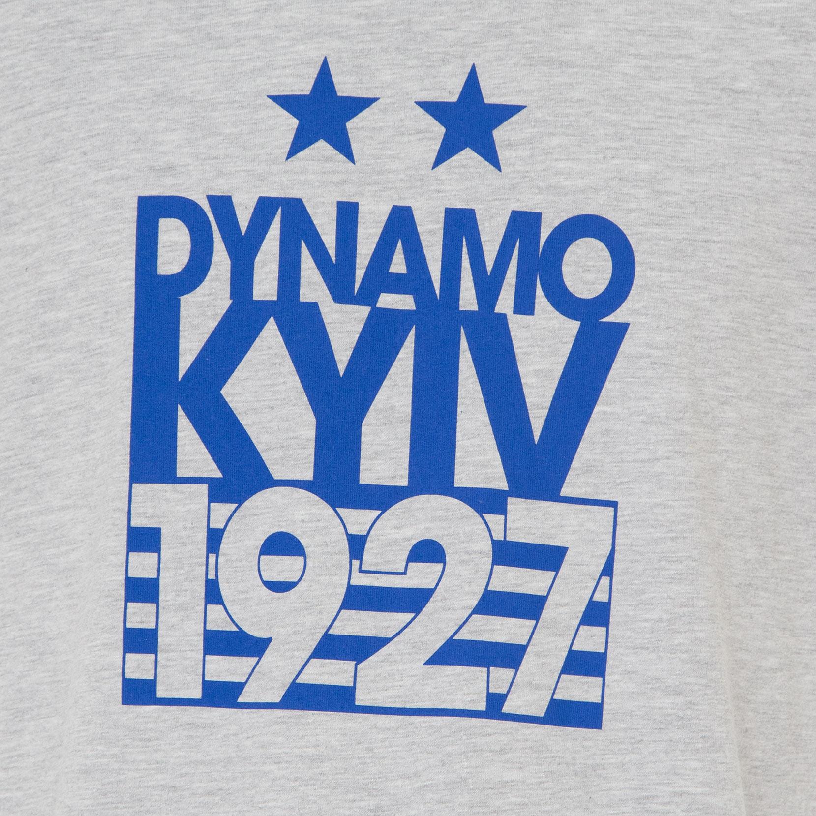 Футболка ФК «Динамо» Київ Graphic  для чоловіків MT931532GRM | New Balance