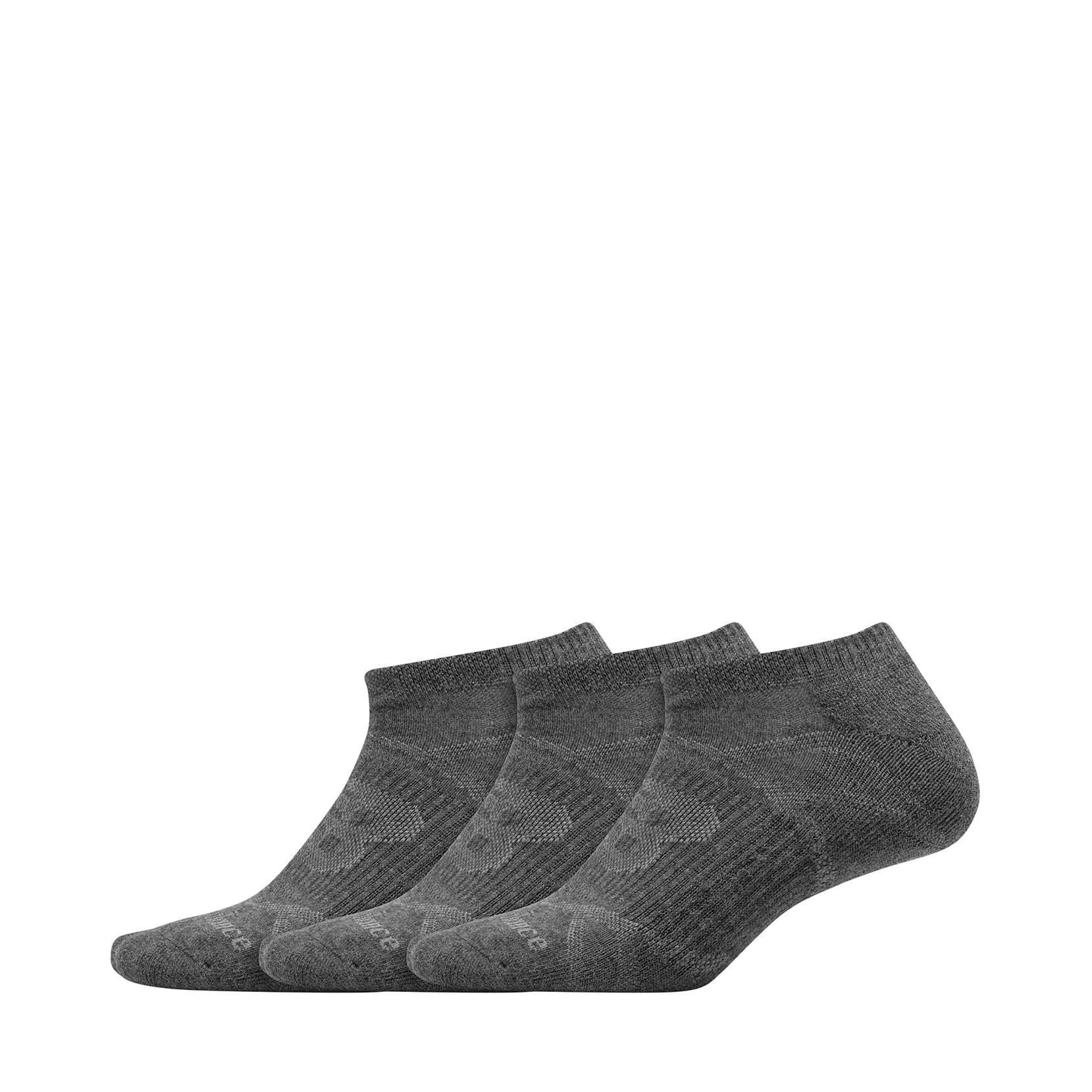 Шкарпетки Performane NO SHOW ( 3 пари) LAS61123DKG   New Balance