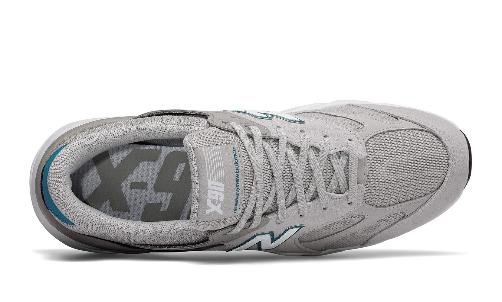 Чоловіче взуття повсякденне New Balance X-90 MSX90RCE   New Balance