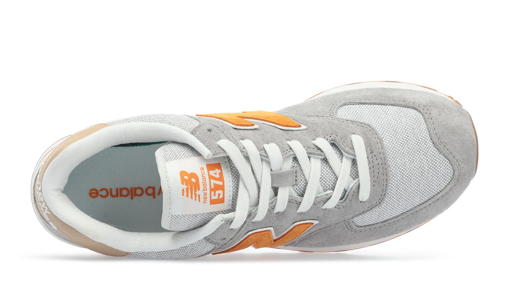 Чоловіче взуття повсякденне New Balance 574 ML574MDG | New Balance