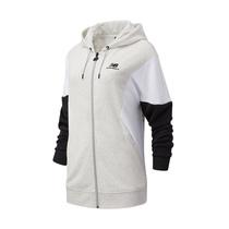 Спортивна куртка Nb Athletics Village Fz молочн.