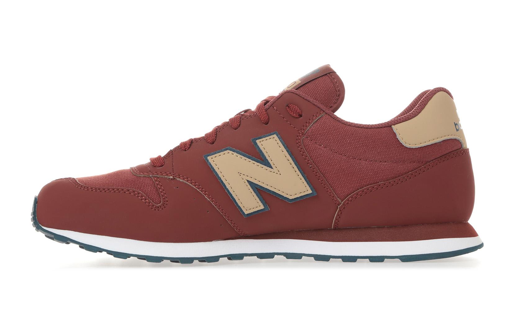 Чоловіче взуття повсякденне New Balance 500  GM500CRN | New Balance