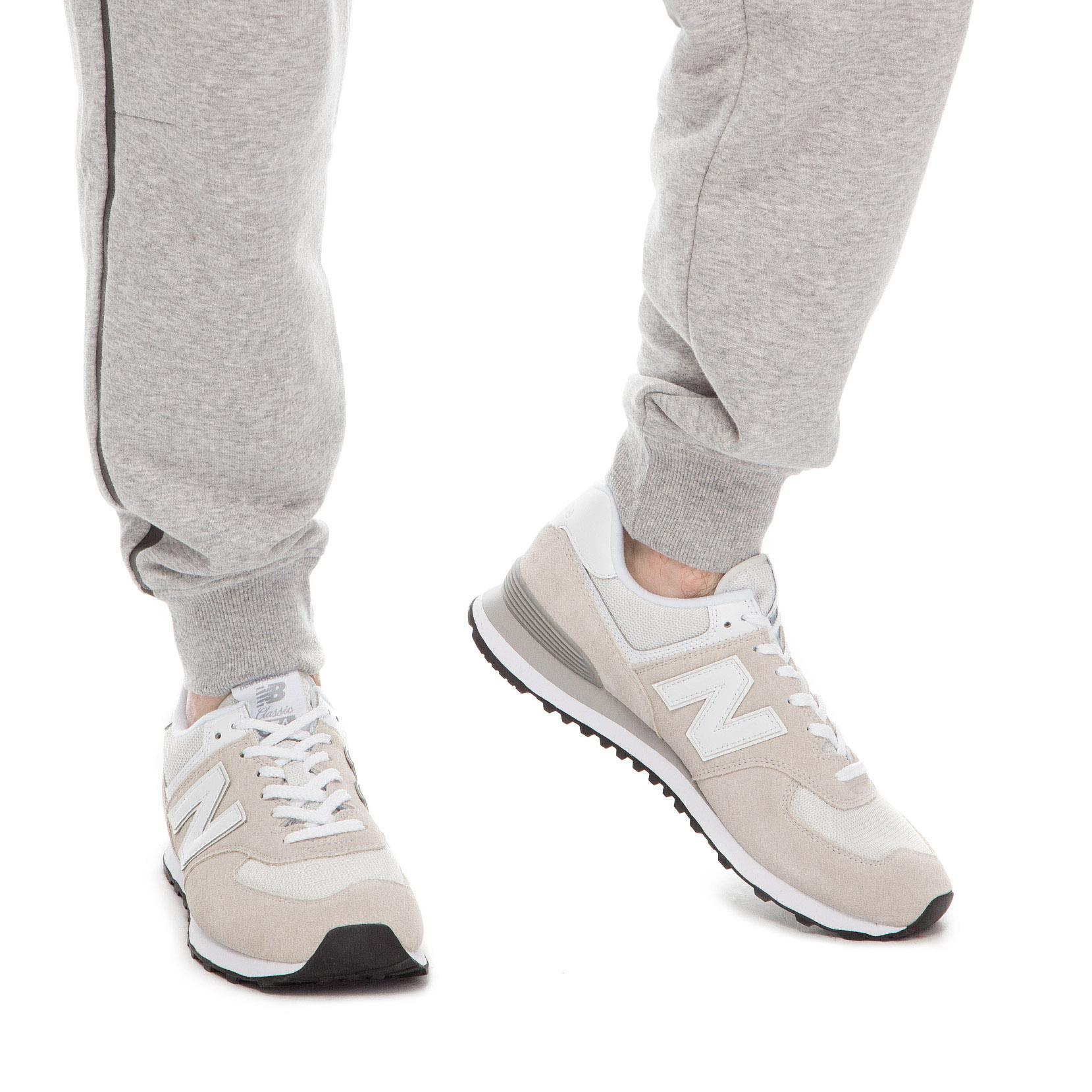 Чоловіче взуття повсякденне New Balance 574 ML574EGW | New Balance