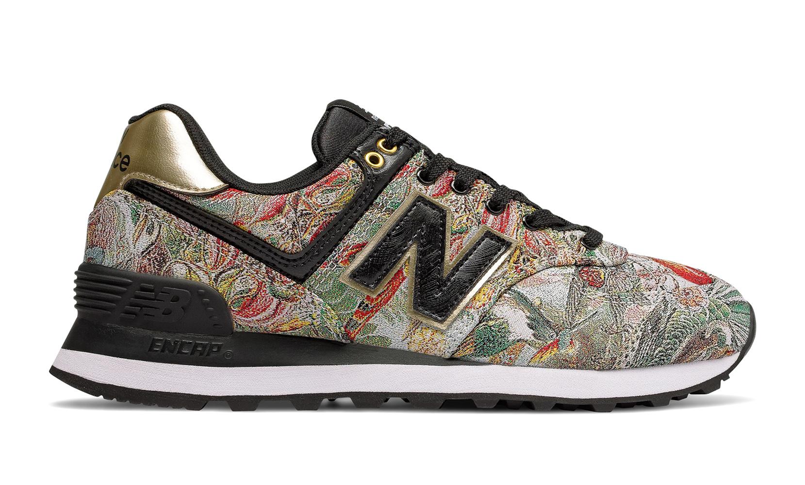 Жіноче взуття повсякденне New Balance 574 WL574SNA | New Balance
