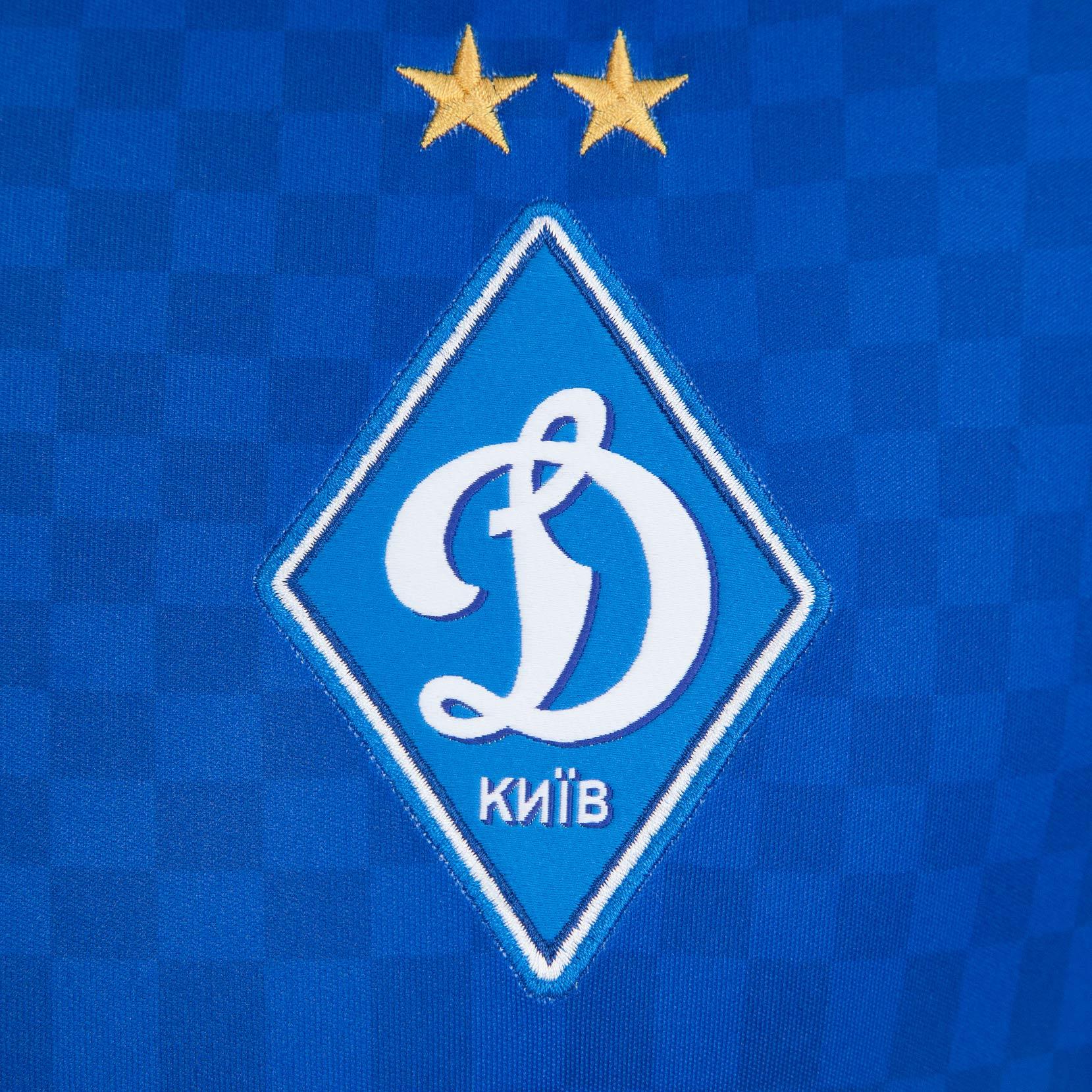 Футболка ігрова ФК «Динамо» Київ Виїзна  для чоловіків EMT8008TRY | New Balance