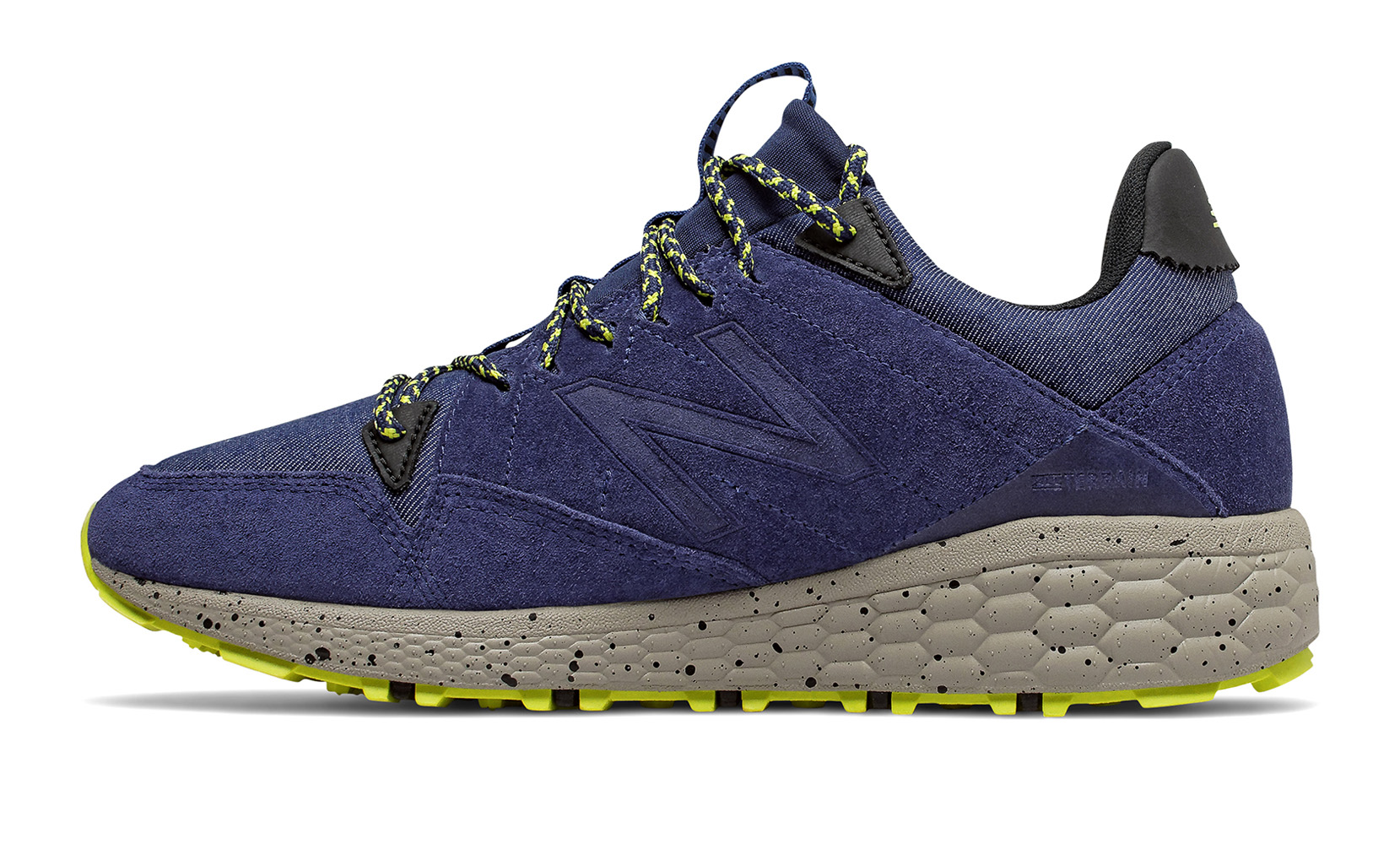 Чоловіче взуття для бігу Fresh Foam CRAG MTCRGRN1 | New Balance