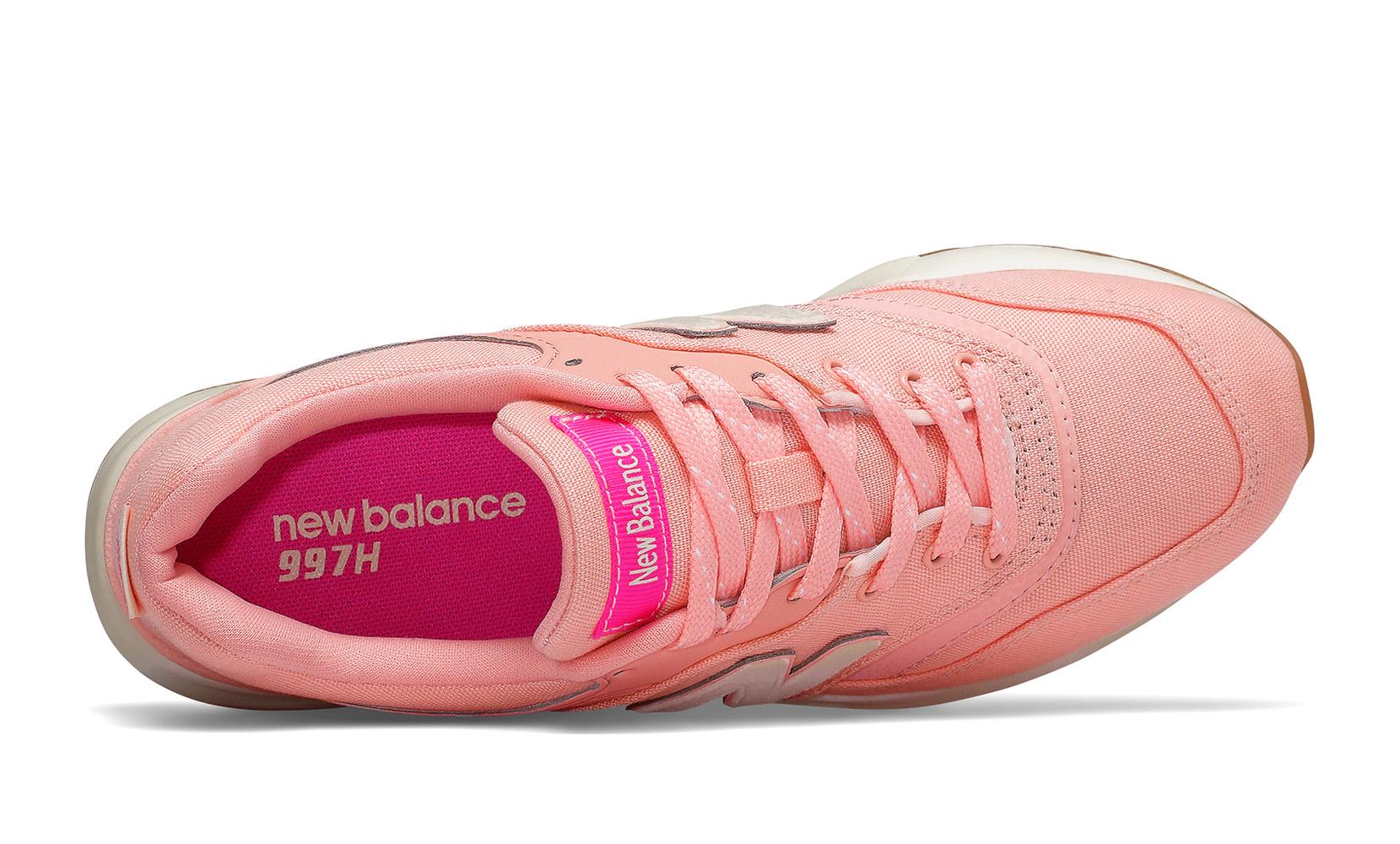 Жіноче взуття повсякденне New Balance 997H Canvas CW997HDE | New Balance
