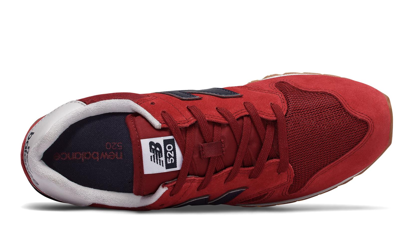 Чоловіче взуття повсякденне New Balance 520 U520EK | New Balance
