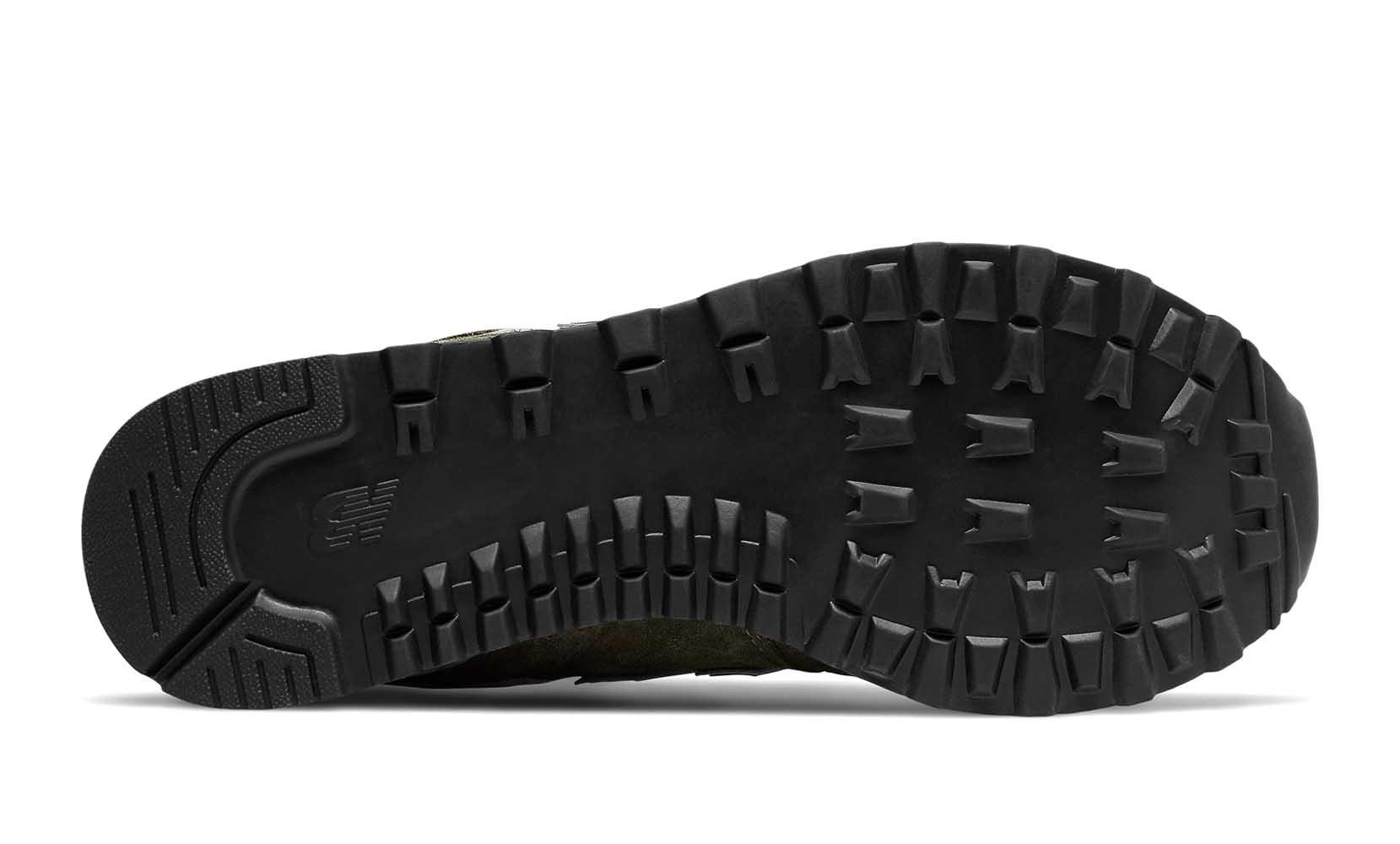 Чоловіче взуття повсякденне New Balance 574 ML574EGO | New Balance