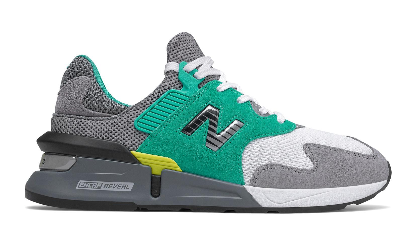 Чоловіче взуття повсякденне New Balance 997 Sport MS997JCG | New Balance